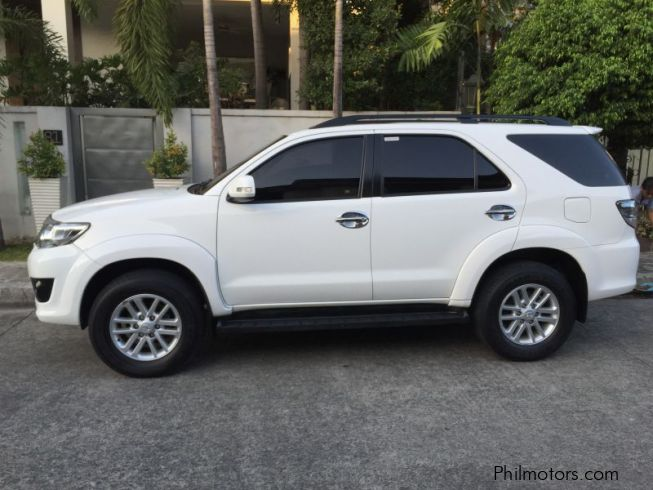 New Toyota Fortuner 2 7g At Gas 4x2 2014 Fortuner 2 7g At Gas 4x2 For Sale Quezon City