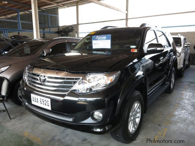 Used Toyota Fortuner 2014 Fortuner For Sale Pasig City