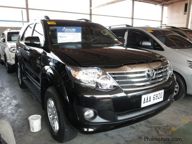 used toyota fortuner 2014 fortuner for sale pasig city. Black Bedroom Furniture Sets. Home Design Ideas