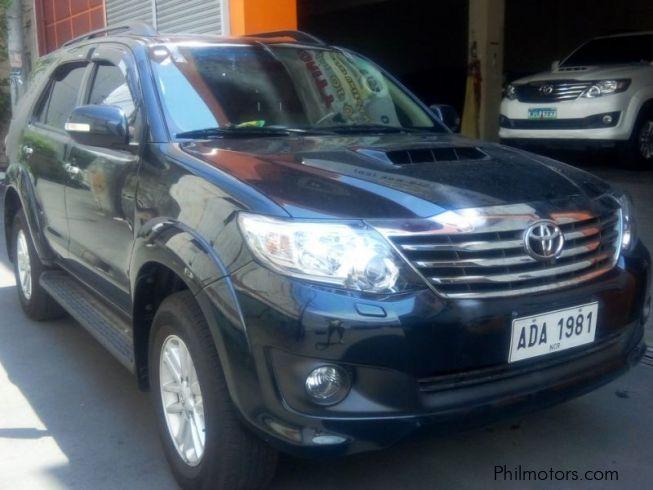 Used Toyota Fortuner V 2 5 2014 Fortuner V 2 5 For Sale Manila Toyota Fortuner V 2 5 Sales