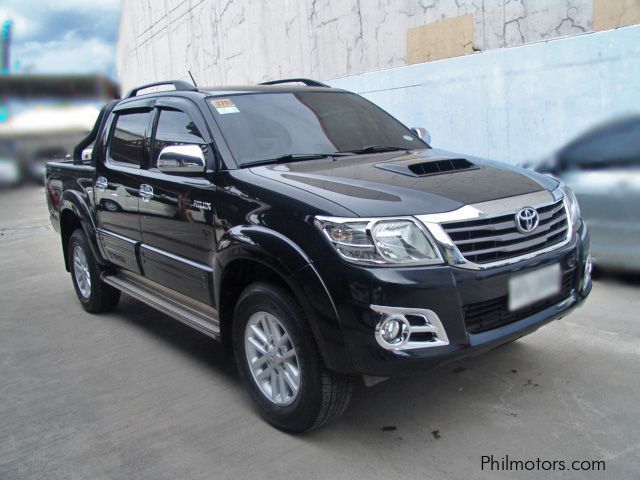 used toyota hilux 2014 hilux for sale cebu toyota. Black Bedroom Furniture Sets. Home Design Ideas