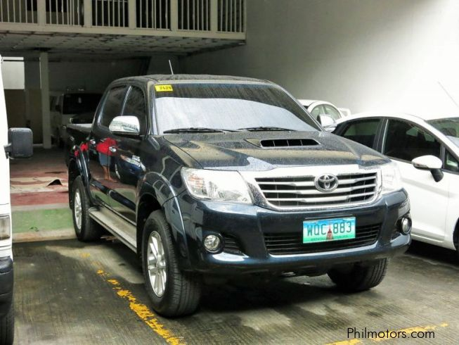 Used Toyota Hilux 4x4 G ( Local )