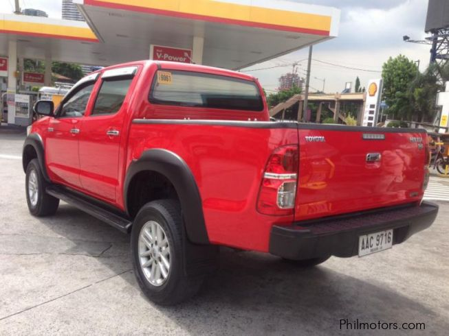 Used Toyota Hilux G Diesel Automatic