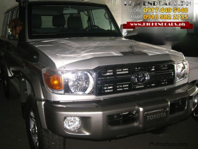 Toyota Land Cruiser 70 Series For Sale Philippines >> New Toyota Land Cruiser 70 Series LX10 | 2014 Land Cruiser 70 Series LX10 for sale | Manila ...
