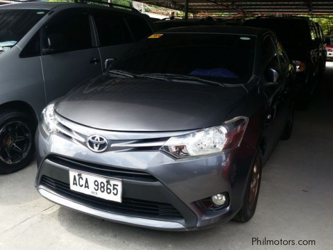 Used Toyota Vios E 2014 Vios E For Sale Pasay City