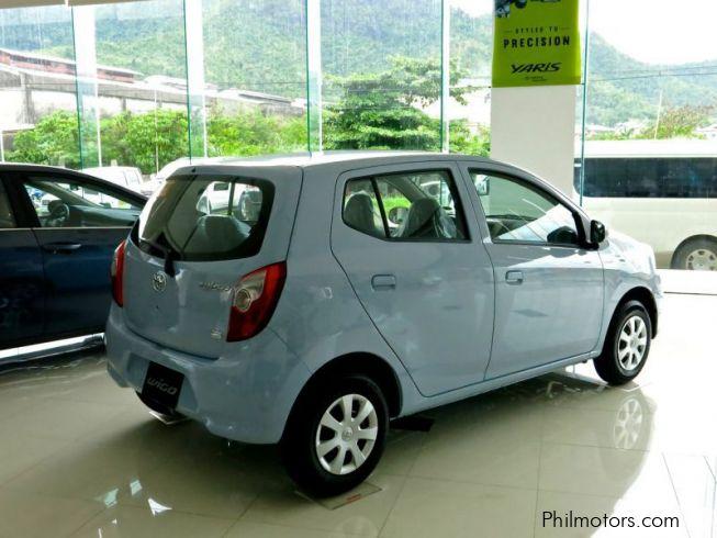 New Toyota Wigo E | 2014 Wigo E for sale | Leyte Toyota ...