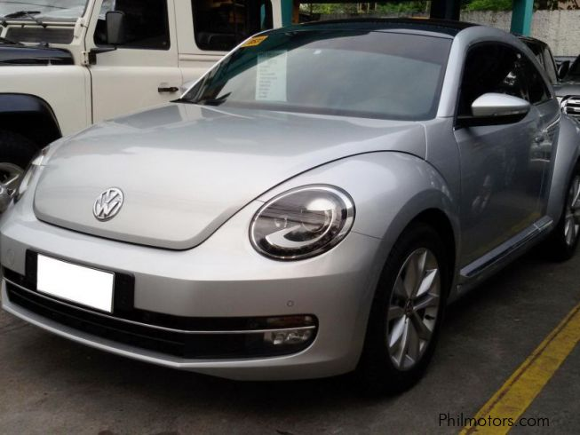 used volkswagen beetle 2014 beetle for sale paranaque city volkswagen beetle sales. Black Bedroom Furniture Sets. Home Design Ideas