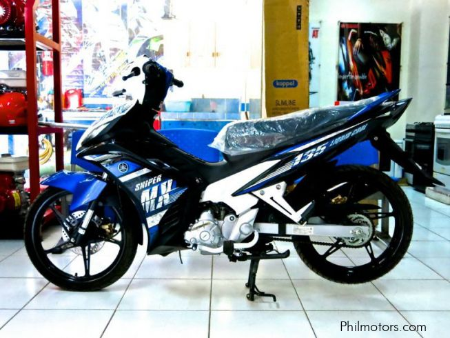 Lucky 8 Auto >> New Yamaha Sniper 135 | 2014 Sniper 135 for sale ...