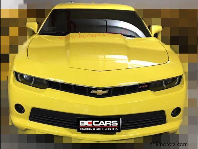 Used Chevrolet Camaro 2015 Camaro For Sale Pasig City