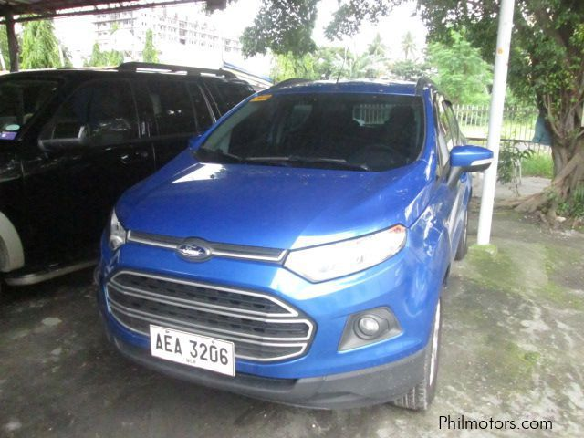 Used Ford Ecosport 2015 Ecosport For Sale Pasay City