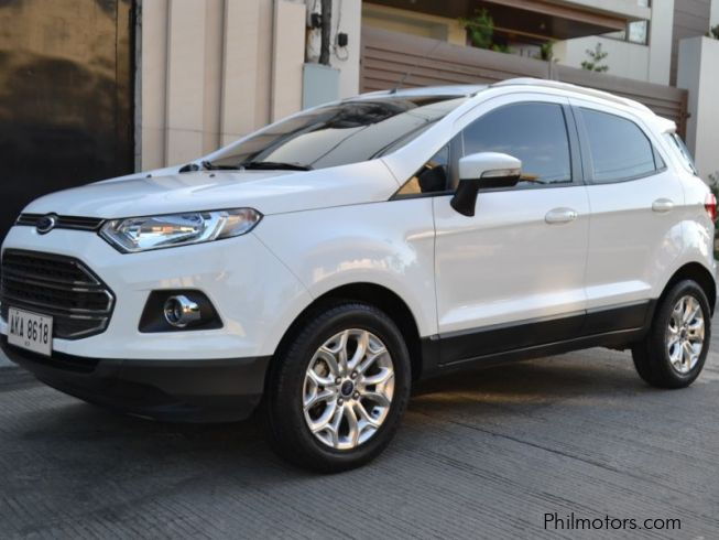 Used Ford Ecosport Titanium | 2015 Ecosport Titanium for ...