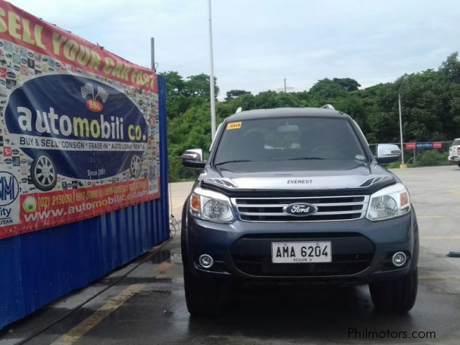 Used ford everest 2015 everest for sale paranaque city for Phil long ford used cars motor city