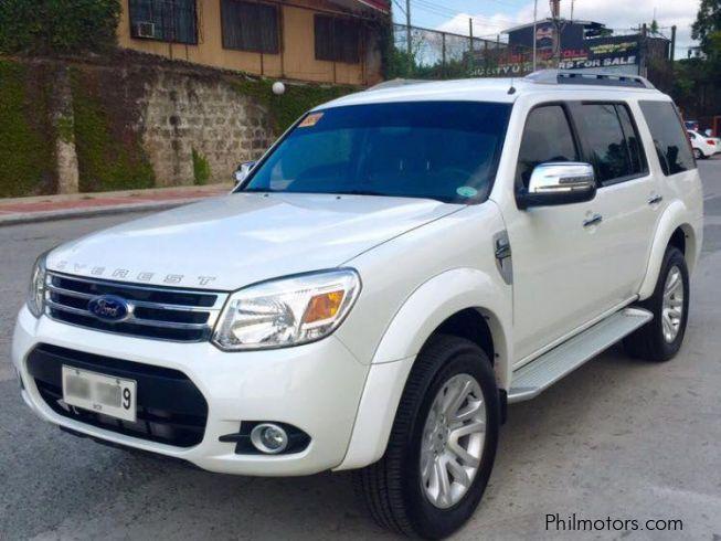 Used Ford Everest | 2015 Everest for sale | Marikina City ...