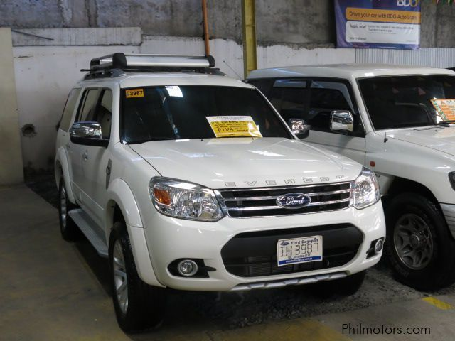 Used ford everest 2015 everest for sale quezon city for Phil long ford used cars motor city