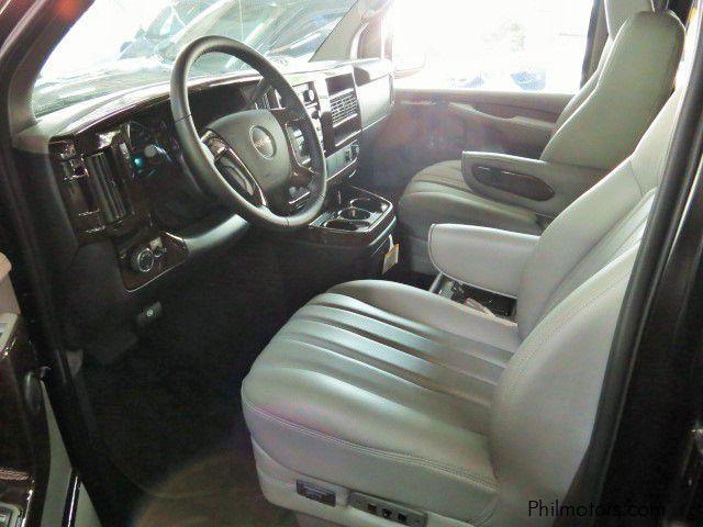 New Gmc Savana Limousine 2015 Savana Limousine For Sale