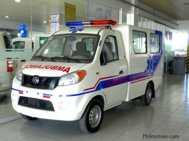New Haima F Star Ambulance 2015 F Star Ambulance For