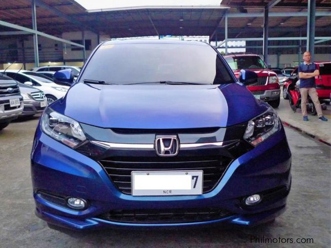 Used Honda HRV EL CVT | 2015 HRV EL CVT for sale | Pasig ...