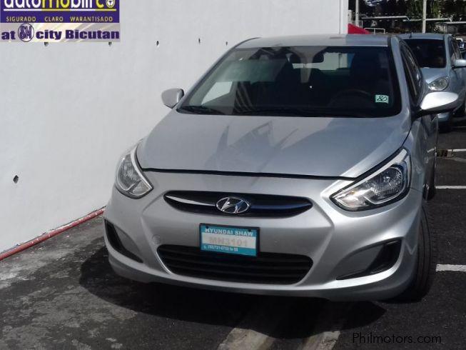 Used Hyundai Accent E 2015 Accent E For Sale Paranaque