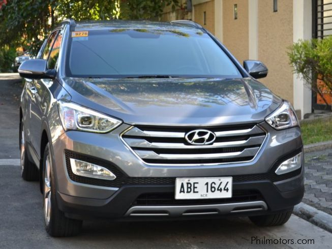 used hyundai santa fe 2015 santa fe for sale quezon city hyundai santa fe sales hyundai. Black Bedroom Furniture Sets. Home Design Ideas