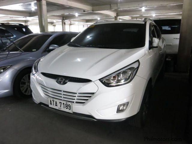 used hyundai tucson 2015 tucson for sale pasig city. Black Bedroom Furniture Sets. Home Design Ideas
