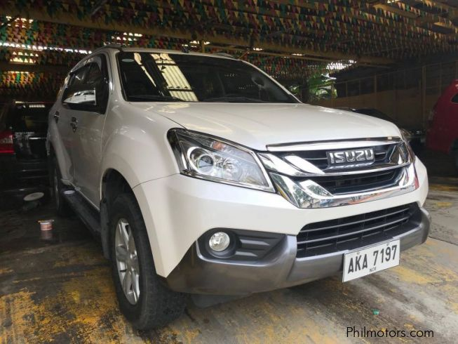 Used Isuzu Mux 2015 Mux For Sale Quezon City Isuzu Mux