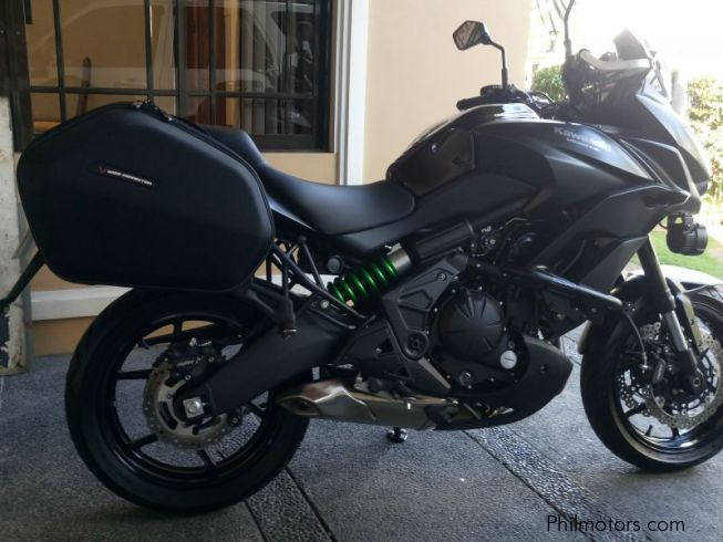 Used Kawasaki Versys 650 2015 Versys 650 For Sale