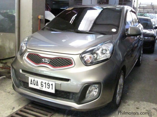 Used Kia Picanto 2015 Picanto For Sale Quezon City Kia