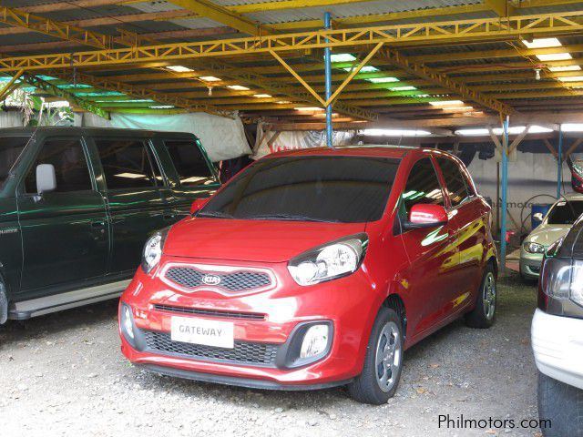 Used Kia Picanto Ex 2015 Picanto Ex For Sale Cebu Kia