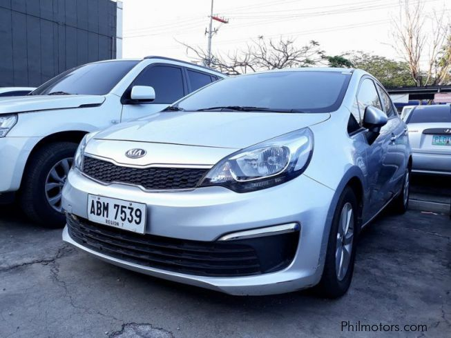 used kia rio 2015 rio for sale paranaque city kia rio. Black Bedroom Furniture Sets. Home Design Ideas