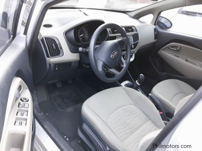 Used Kia Rio | 2015 Rio for sale | Paranaque City Kia Rio ...