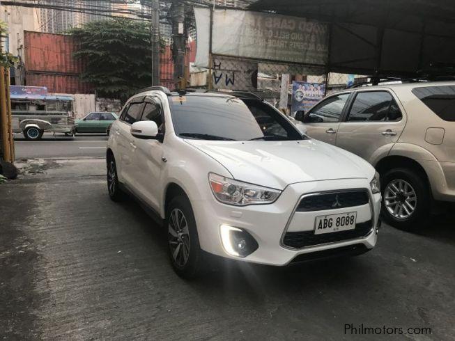 Used Mitsubishi Asx 2015 Asx For Sale Makati City