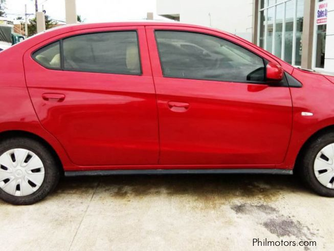Mitsubishi Mirage G4 in Philippines