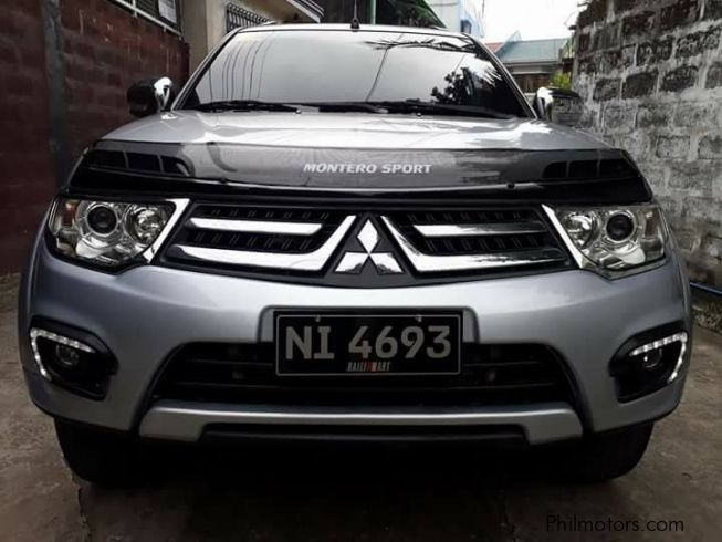 Used Mitsubishi Montero 2015 Montero For Sale Quezon