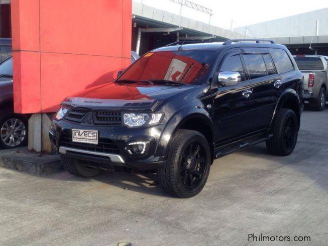 Used Mitsubishi Montero Sport Gls V 2015 Montero Sport Gls V For Sale Pampanga Mitsubishi