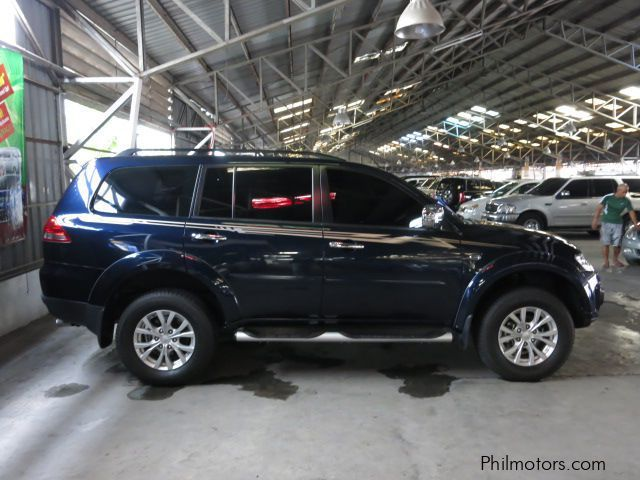 Used Mitsubishi Montero Sport Se 2015 Montero Sport Se