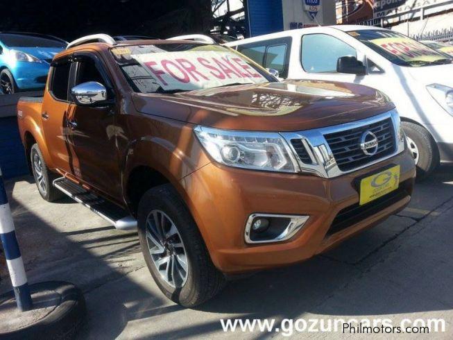 Used Nissan Navara 2015 Navara For Sale Pampanga