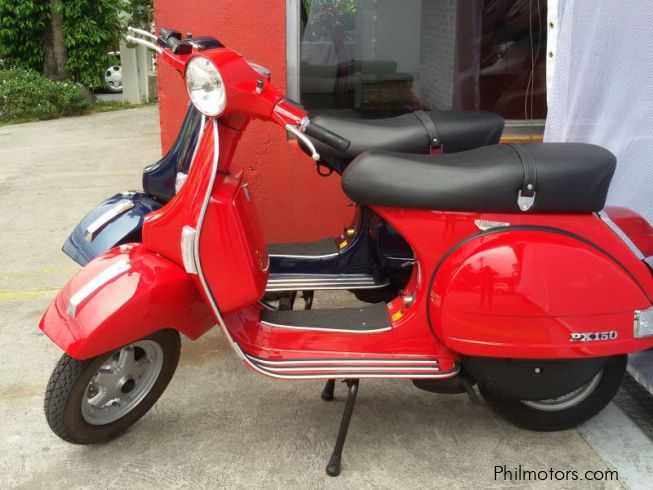 new piaggio vespa px150 2015 vespa px150 for sale. Black Bedroom Furniture Sets. Home Design Ideas