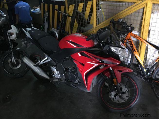 Used Rusi SS-X200 | 2015 SS-X200 for sale | Manila Rusi SS ...