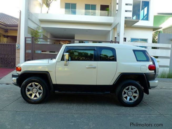 Used Toyota Fj Cruiser 2015 Fj Cruiser For Sale Leyte