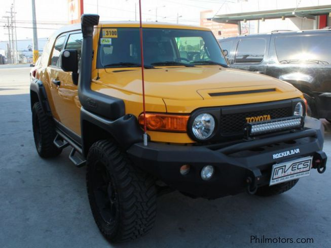 used toyota fj cruiser 2015 fj cruiser for sale. Black Bedroom Furniture Sets. Home Design Ideas