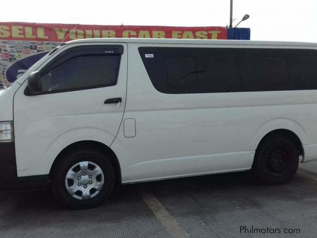 All Wheel Drive Cars With Good Gas Mileage >> Used Toyota Hi-Ace Commuter | 2015 Hi-Ace Commuter for