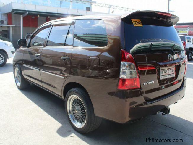 Used Toyota Innova E 2015 Innova E For Sale Pampanga