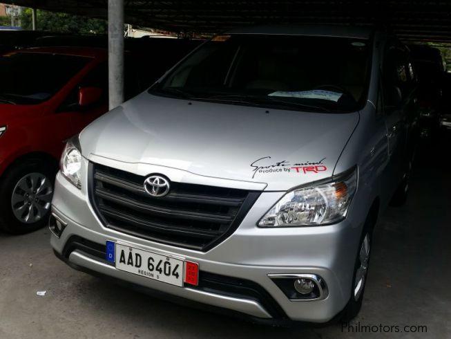 Toyota Santa Maria >> Used Toyota Innova E | 2015 Innova E for sale | Pasay City Toyota Innova E sales | Toyota Innova ...