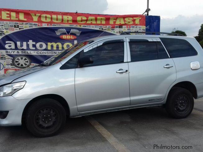 Used Toyota Innova J 2015 Innova J For Sale Paranaque