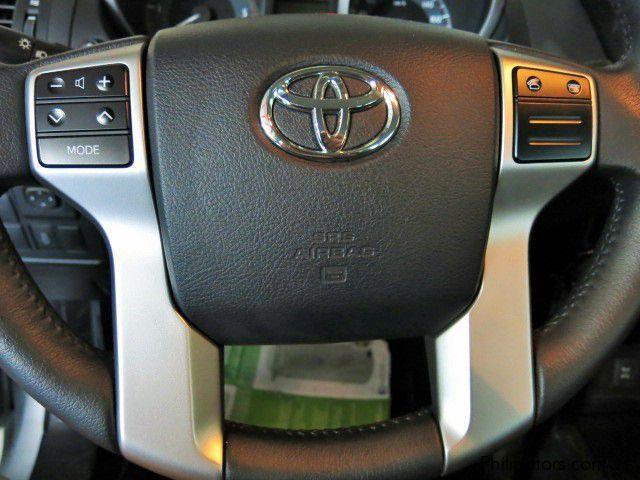 New Toyota Land Cruiser Prado | 2015 Land Cruiser Prado ...