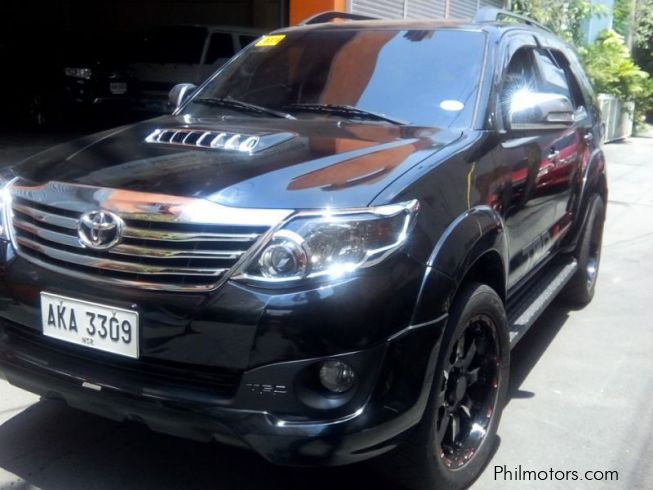 Used Toyota Toyota Fortuner 2 5 G Manual Diesel 2015 2015 Toyota Fortuner 2 5 G Manual Diesel
