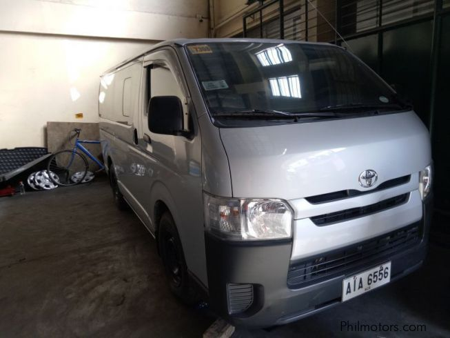 Toyota Hiace 2015 Manual Engine