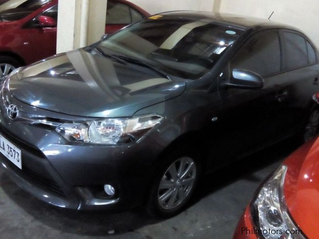 toyota vios manual or automatic