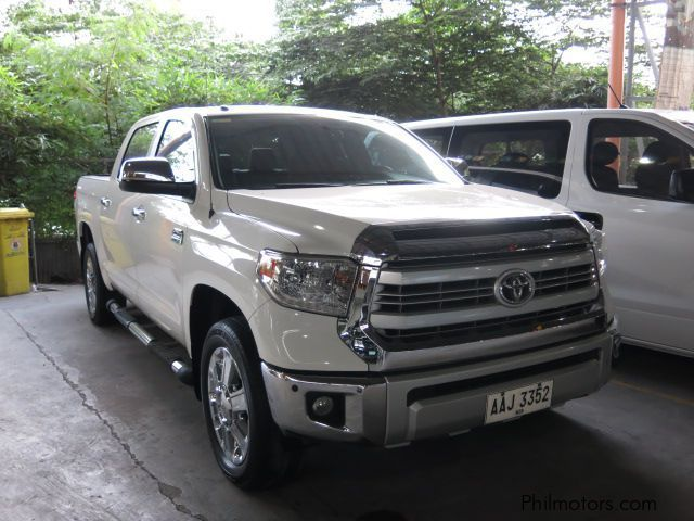 Used toyota tundra 1794 edition 2015 tundra 1794 edition for Toyota tundra motor for sale