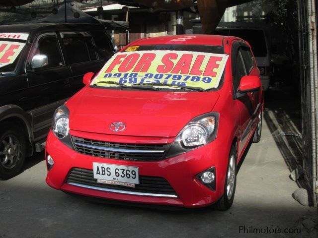 Old Cars For Sale In Philippines: 2015 Wigo G For Sale